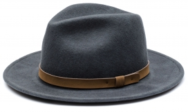 Feodora Country Hat Grey