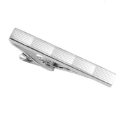 Tie Clip Engraved Arrows