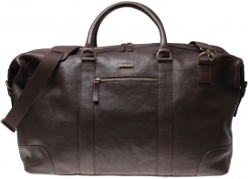 Weekend Bag Morris - Dark Brown